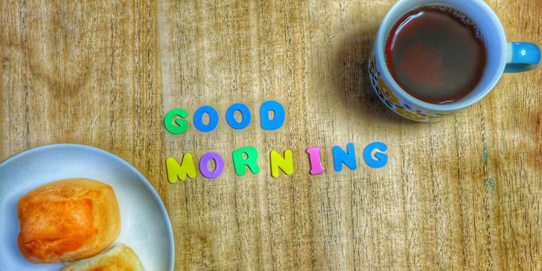 Good morningのイメージ画像