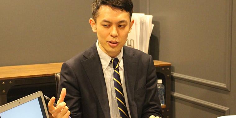 コンサルタントの黒澤隆之さんの画像