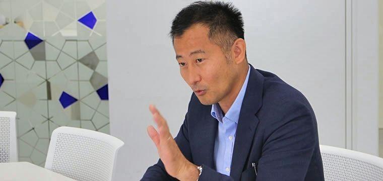 インタビューに応じる伊藤日加様